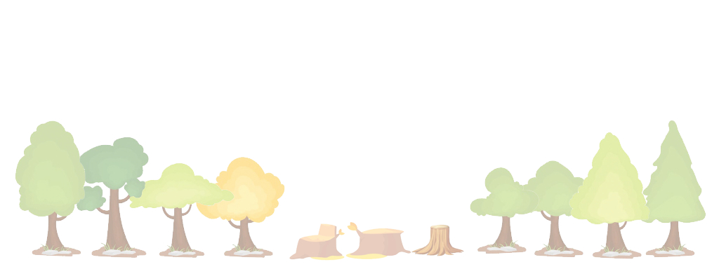Trees and Stumps banner 02